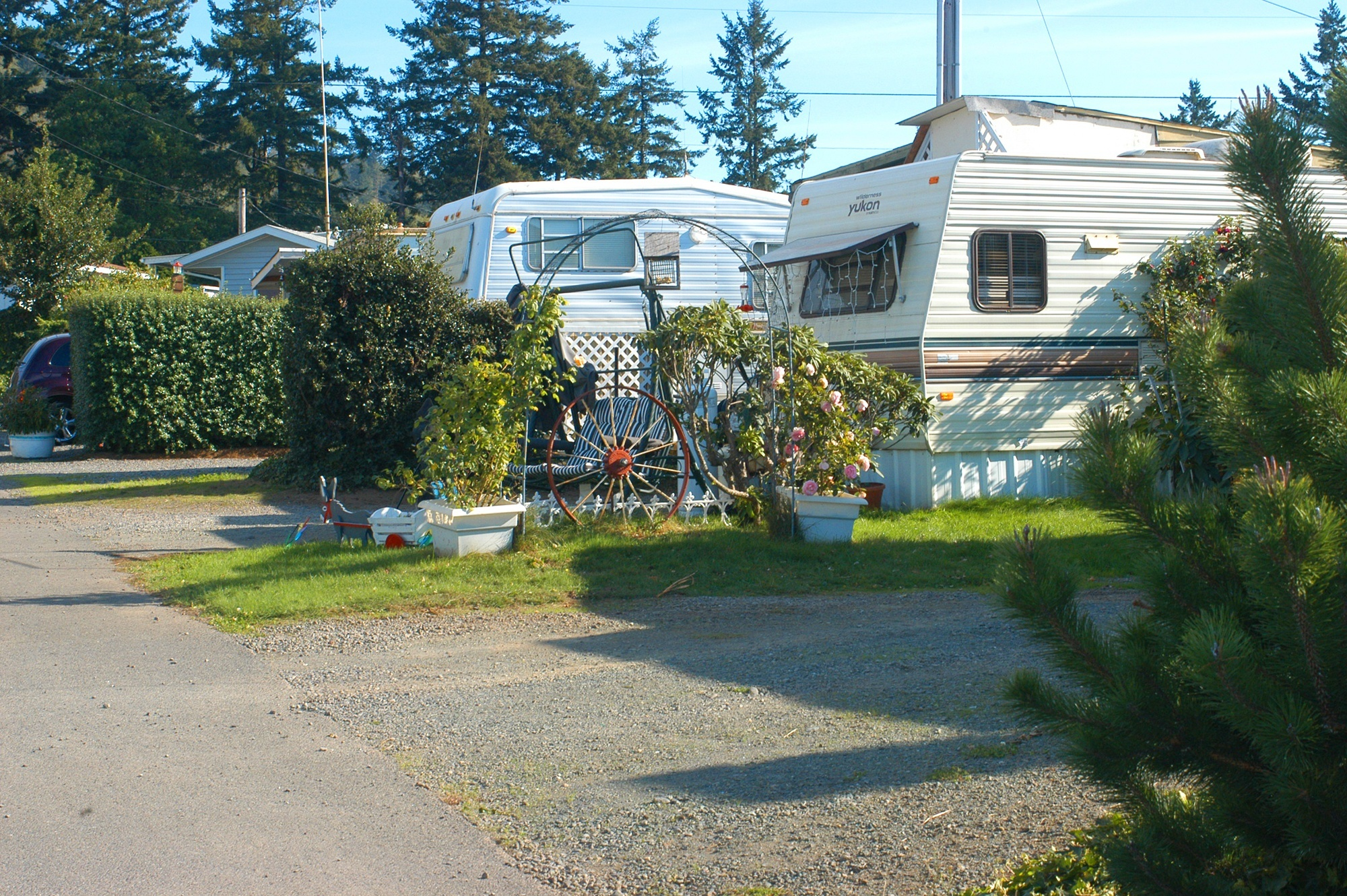Chetco RV Park | The largest RV park in Brookings-Harbor area!